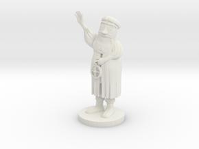 Vasco da Gama  in White Natural Versatile Plastic