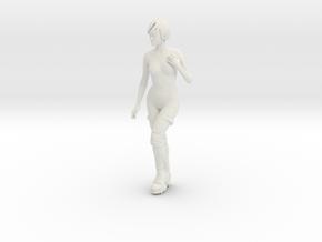 Mariel 5 in White Natural Versatile Plastic