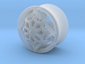 VORTEX6 - 16mm in Smooth Fine Detail Plastic