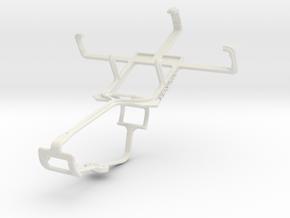 Controller mount for Xbox One & Gigabyte GSmart in White Natural Versatile Plastic