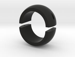30mm Ring for Spherical Bearing Riflescope Mount in Black Strong & Flexible