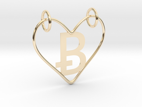 Valentines (NEW B) in 14K Yellow Gold