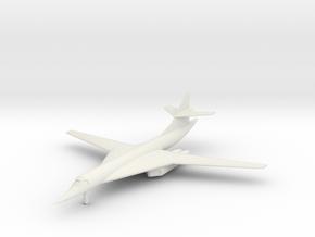 1/350 TU-160 Blackjack (x1) in White Strong & Flexible