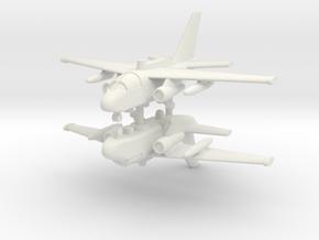 1/350 ES-3A Viking (x2) in White Natural Versatile Plastic