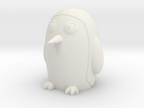 Gunter in White Natural Versatile Plastic