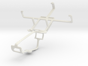 Controller mount for Xbox One & Micromax A50 Ninja in White Natural Versatile Plastic
