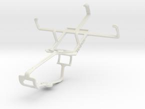 Controller mount for Xbox One & NIU Niutek 3G 3.5B in White Natural Versatile Plastic