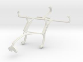 Controller mount for Xbox 360 & Oppo U701 Ulike in White Natural Versatile Plastic
