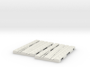 P-9-165st-left-exchange-point-1a in White Natural Versatile Plastic