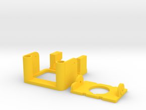 ZMR250 Tilt  with frame v2 in Yellow Strong & Flexible Polished