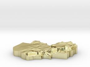 Zambia Earring in 18K Gold Plated