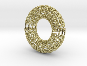 Undead-Academy Torus 2B in 18K Gold Plated