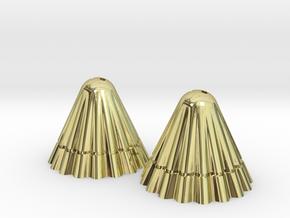 Apollo pierce in 18K Gold Plated