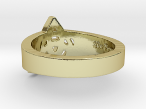 """Charmed"" Inspired Ring - Size 10 Ring Size 10 in 18K Gold Plated"