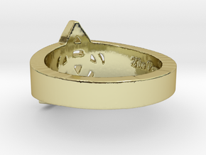 """Charmed"" Inspired Ring - Size 9 Ring Size 9 in 18K Gold Plated"