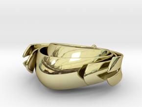Matriliny pendant in 18K Gold Plated