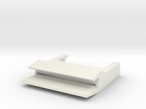 SP3 Duct 2.0 in White Natural Versatile Plastic