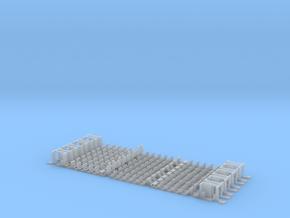 cmz8759 / cmz8773x - 4x IC 2. Klasse in Frosted Ultra Detail