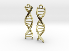 Helix Earrings in 18K Gold Plated