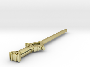 Falchion in 18K Gold Plated