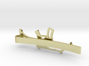 G36 MONEY/TIE CLIP in 18K Gold Plated