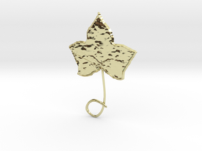 Ivy Necklace Orniment in 18K Gold Plated