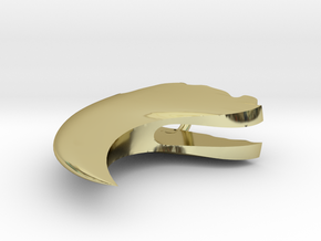 Cat Claw in 18K Gold Plated