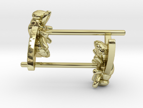 Fly Earring in 18K Gold Plated