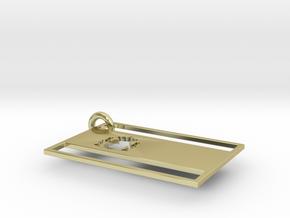 PLVS VLTRA in 18K Gold Plated