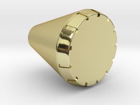 Korg Poly 800 / DW 8000 Joystick knob in 18K Gold Plated