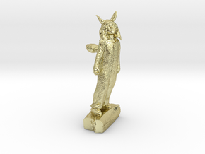Schoony - Where The Wild Things Are Pendant in 18K Gold Plated