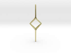 YOUNIVERSAL Y2, Pendant. Soft Chic in 18K Gold Plated