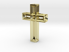 Hipercruz in 18K Gold Plated