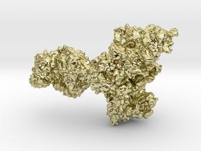 HIV-1 RTranscriptase in 18K Gold Plated