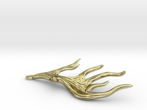 Antlers in 18K Gold Plated