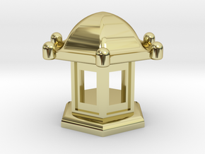 Spirit House - Elegant in 18K Gold Plated