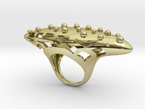 02 in 18K Gold Plated