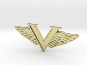 Wings For Val in Stainless Steel