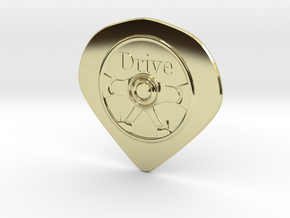 Hard pick(drive) in 18K Gold Plated