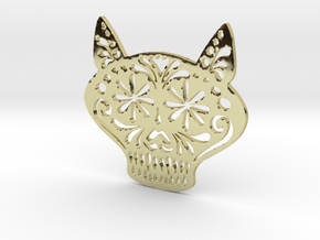 Gato Miron in 18K Gold Plated