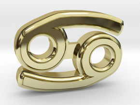 Cancer Ear Ring in 18K Gold Plated