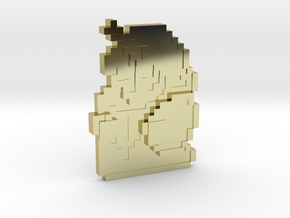 Summoner Charm in 18K Gold Plated
