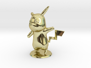 Pikachu in 18K Gold Plated