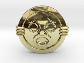 Mirror Shield II in 18K Gold Plated