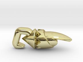 Hookshot II in 18K Gold Plated