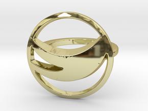 Globemed Ring, Original  in 18K Gold Plated