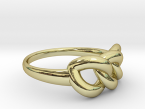 Ring of Beauty in 18K Gold Plated