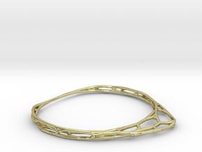 Minimalist Bracelet (small) in 18K Gold Plated