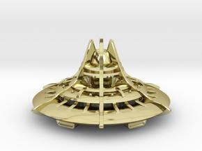 Orbital Hotel in 18K Gold Plated