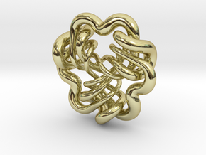 Cloverine in 18K Gold Plated
